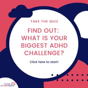 ADHD challenge